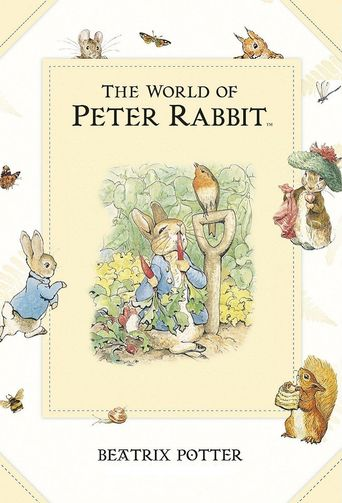 The World of Peter Rabbit and Friends Poster
