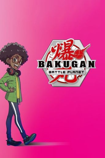 Bakugan: Battle Planet Poster