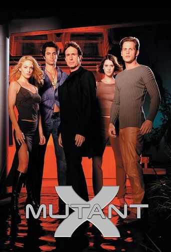 Mutant X Poster