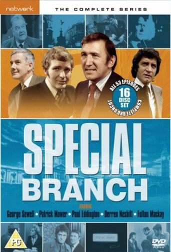 Special Branch Poster