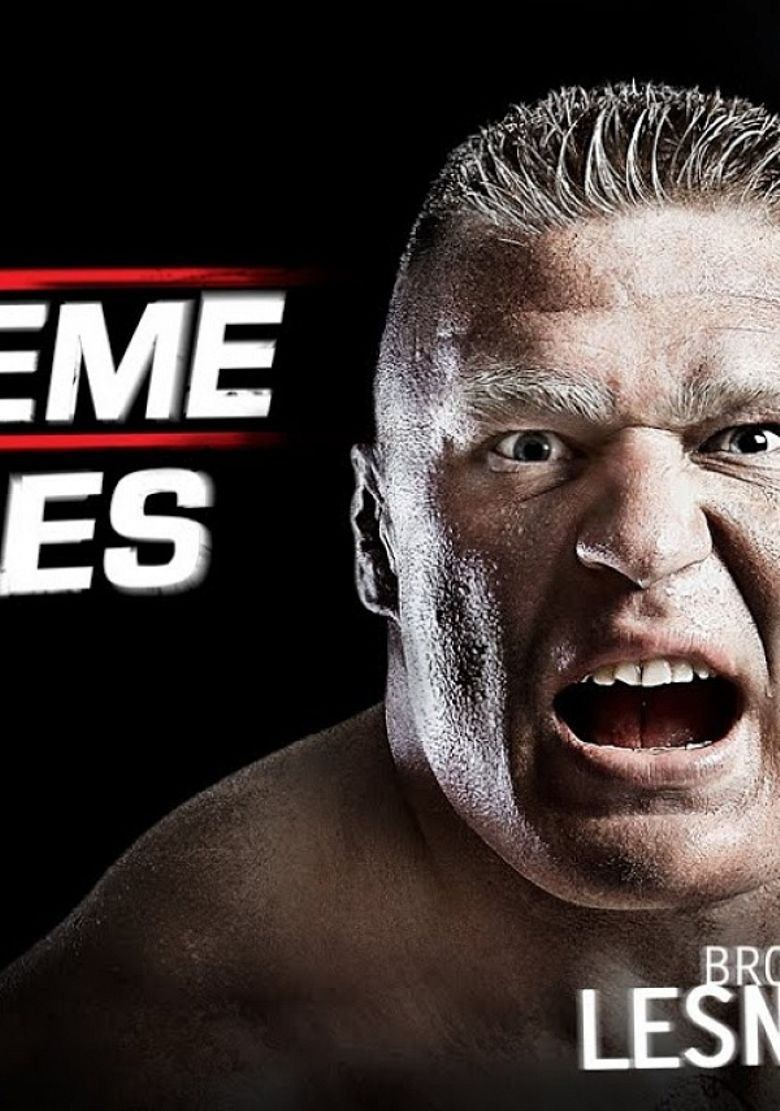 WWE: Extreme Rules Poster