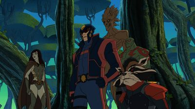 Watch SHOW TITLE Season 02 Episode 02 Guardians of the Galaxy