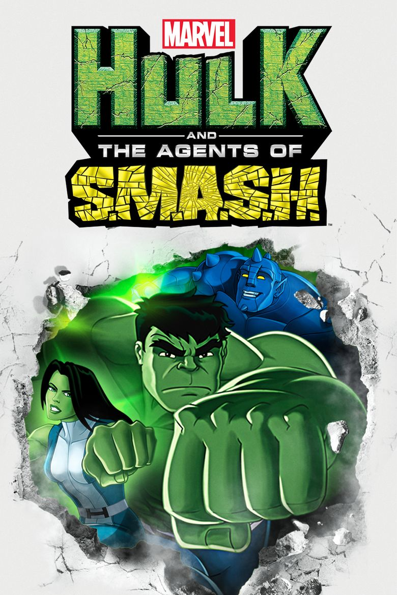 Marvel's Hulk and the Agents of S.M.A.S.H Poster
