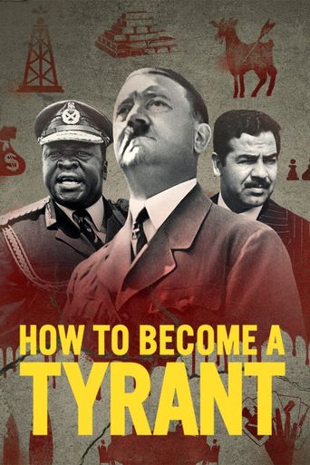 How to Become a Tyrant Poster