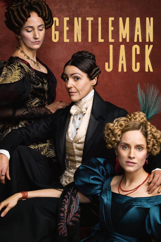 Gentleman Jack Poster