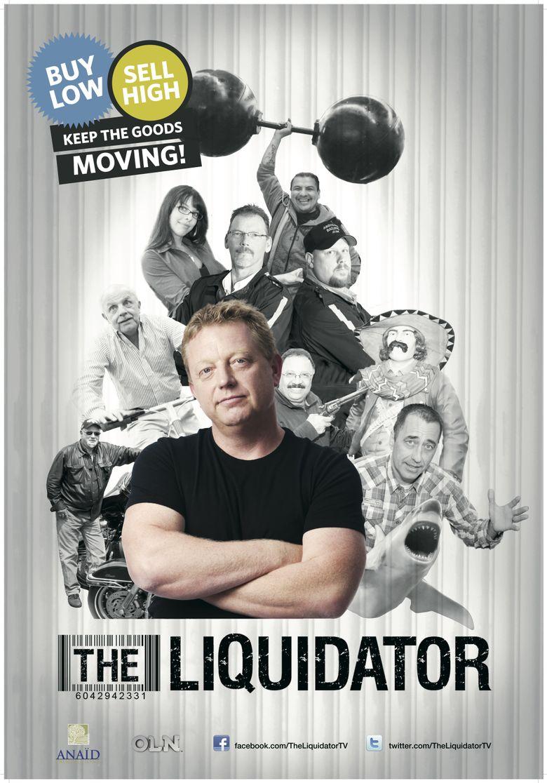 The Liquidator Poster