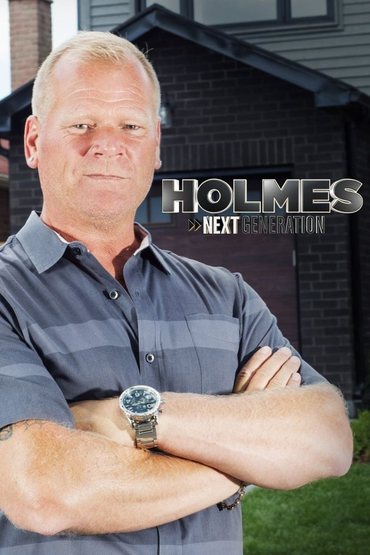 Holmes: Next Generation Poster