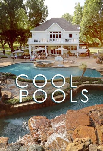 Cool Pools Poster