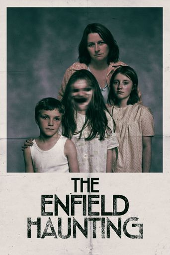 The Enfield Haunting Poster