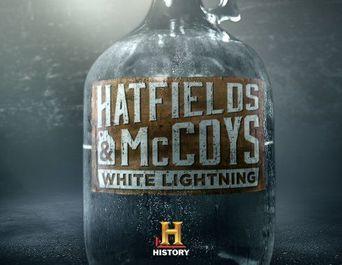 Hatfields & McCoys: White Lightning Poster