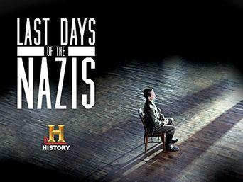 Los últimos días de los nazis Poster