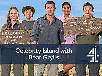 Celebrity Island with Bear Grylls Poster