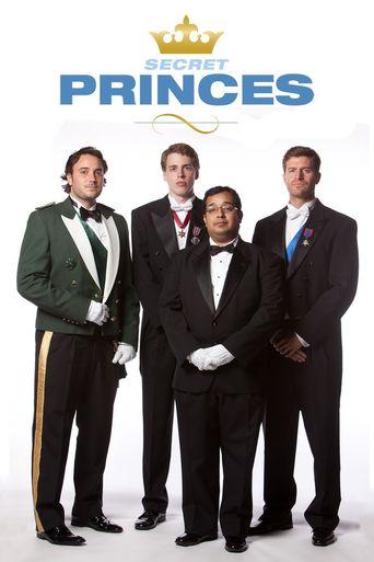 Secret Princes Poster