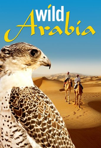 Wild Arabia Poster