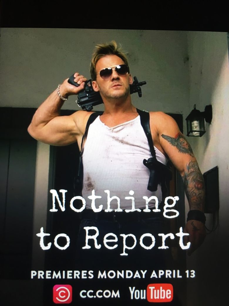 Nothing to Report Poster