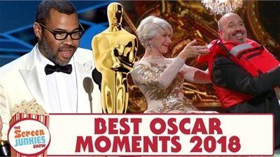 Season 01, Episode 06 Oscars 2018 Review: Academy Award Awards