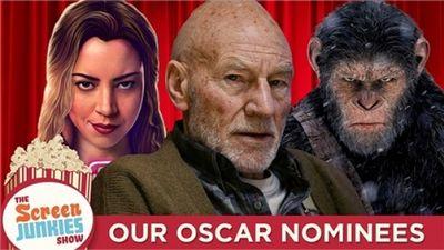 Season 01, Episode 05 Screen Junkies 2017 Oscar Nominations: Our Academy Awards Picks