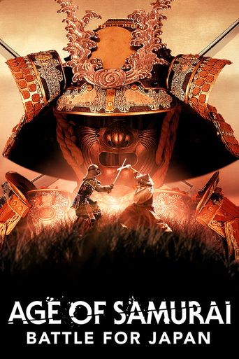 Age of Samurai: Battle for Japan Poster