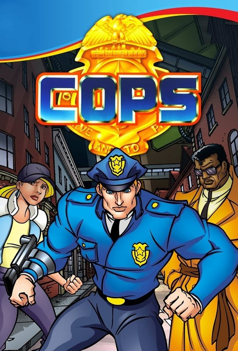 C.O.P.S. Poster
