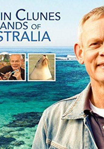 Martin Clunes' Islands of Australia Poster