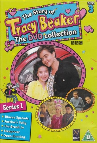 The Story of Tracy Beaker Poster