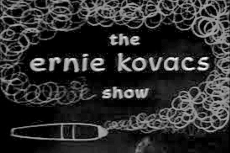 The Ernie Kovacs Show Poster