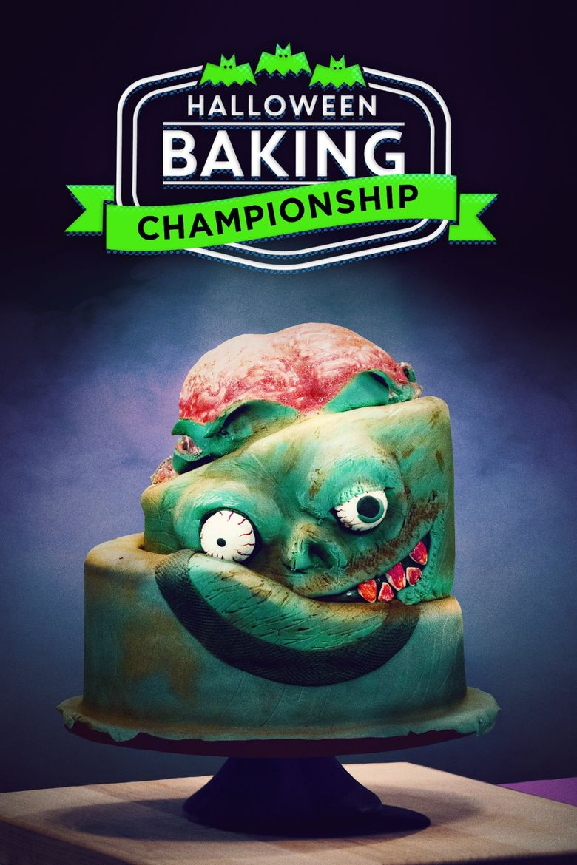Halloween Baking Championship Poster