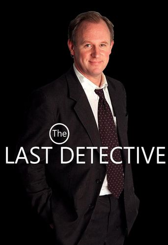 The Last Detective Poster