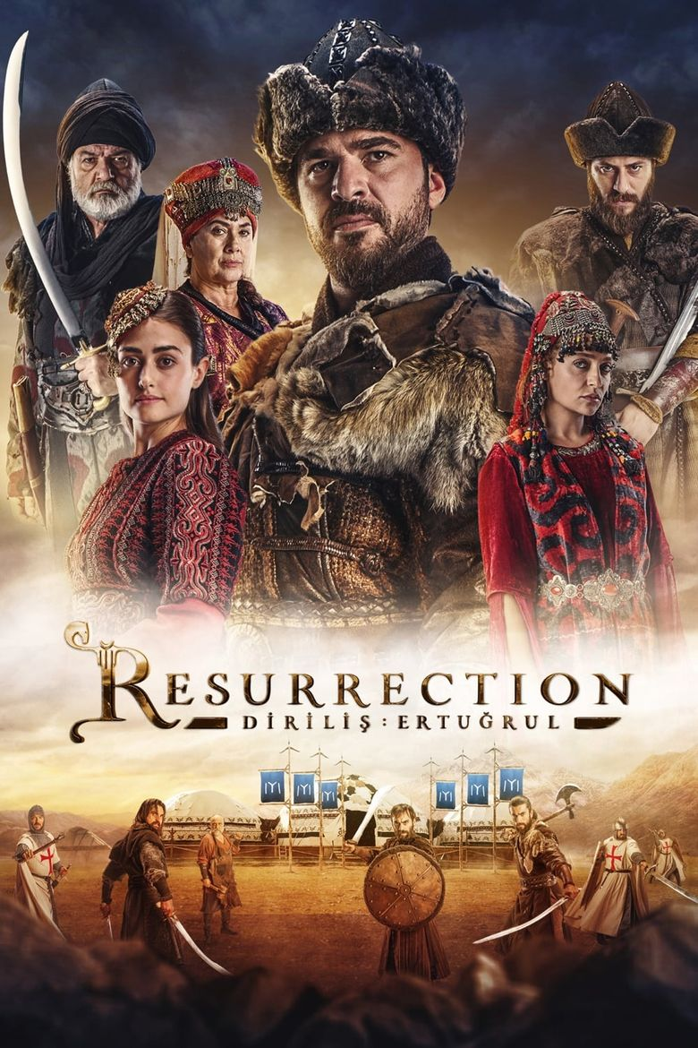 Resurrection: Ertugrul - Watch Episodes on Netflix or Streaming Online |  Reelgood