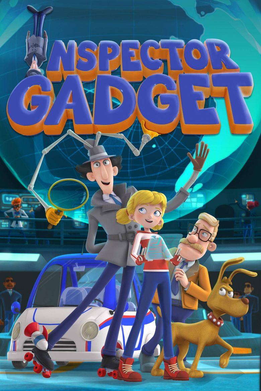 Watch Inspector Gadget