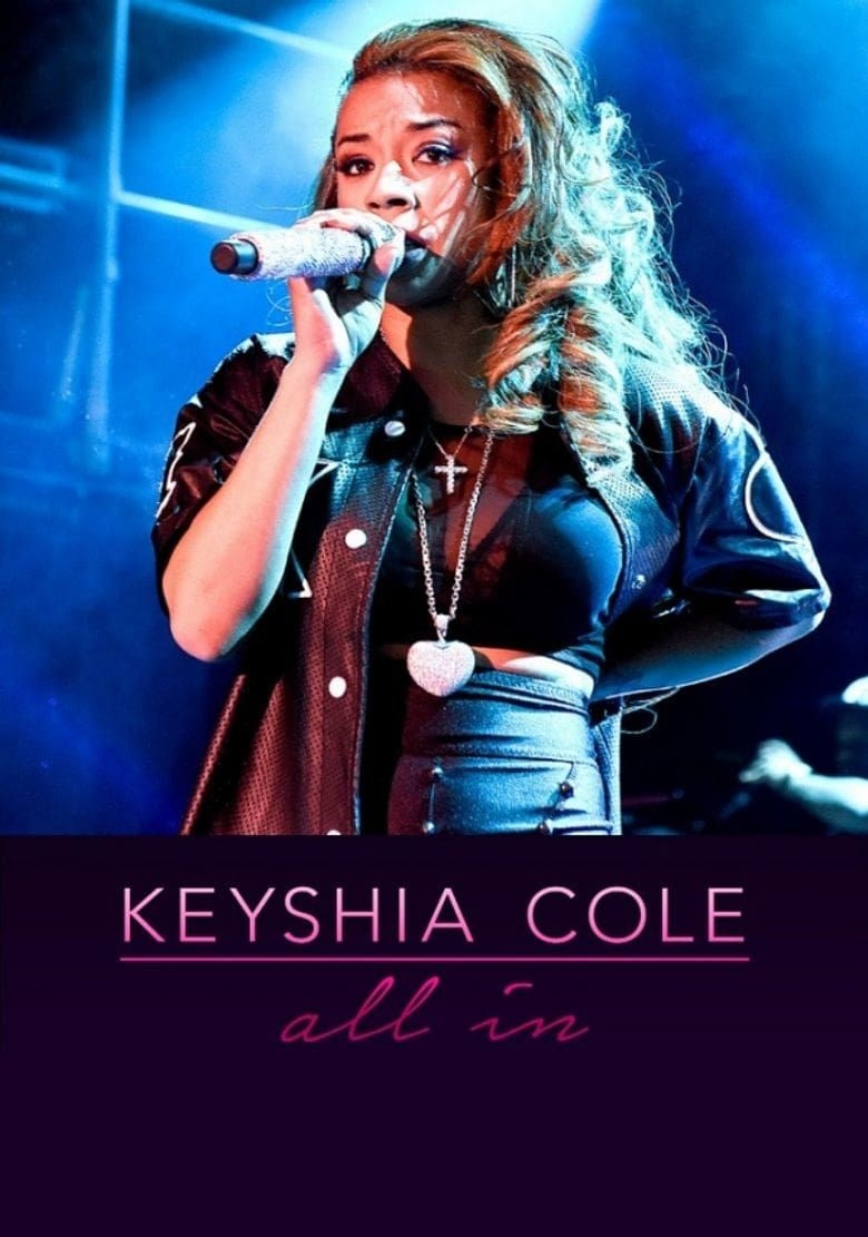 Keyshia Cole: All In Poster