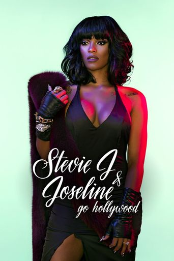 Stevie J & Joseline Go Hollywood Poster