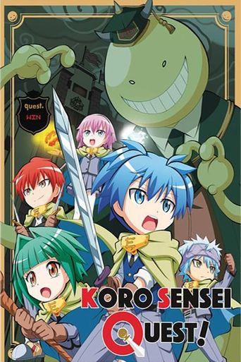 Koro-sensei Q! Poster