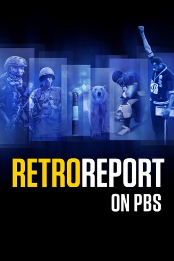 Retro Report on PBS Poster