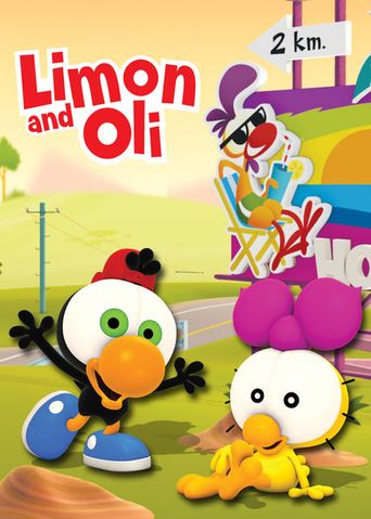 Limon and Oli Poster