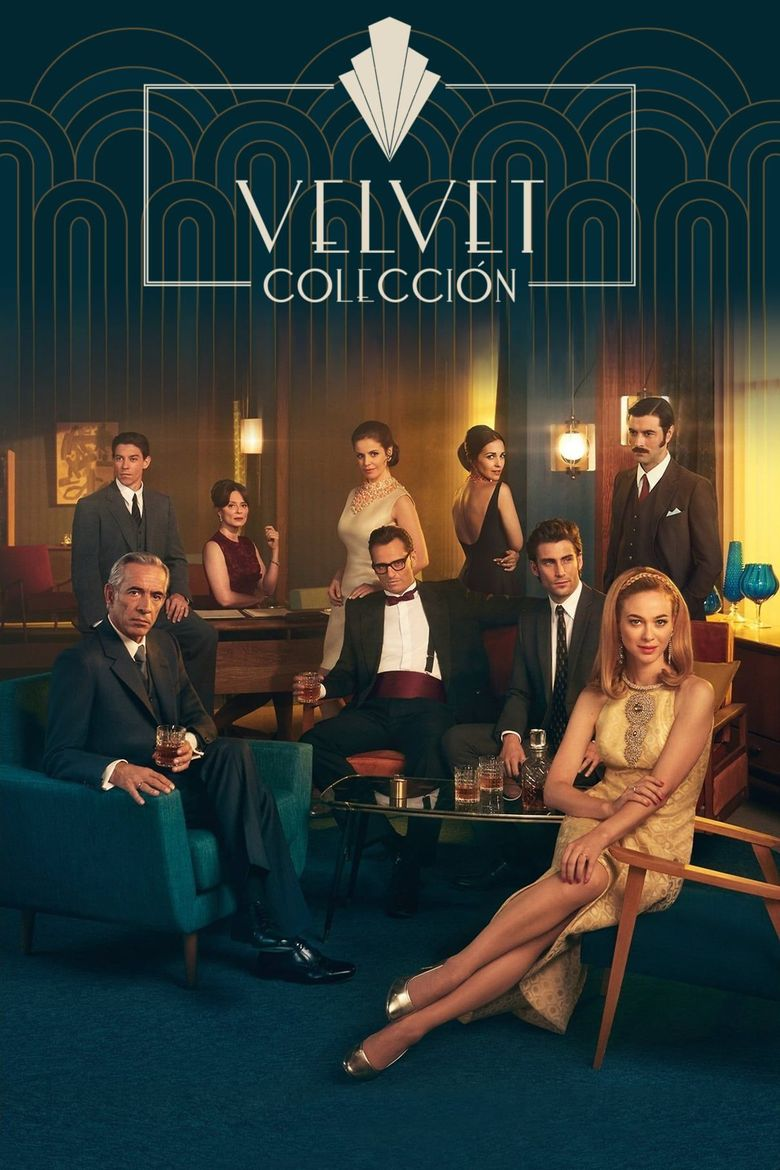 The Velvet Collection Poster