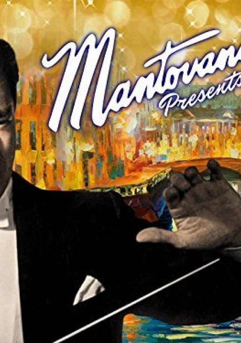 Mantovani Presents Poster