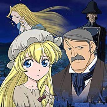 Les Misérables: Shoujo Cosette Poster