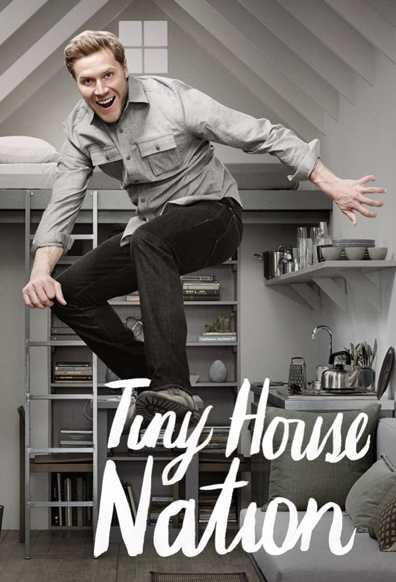 Tiny House Nation Poster