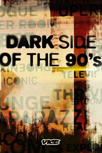 Dark Side of the 90s Poster