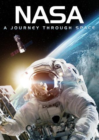 NASA: A Journey Through Space Poster