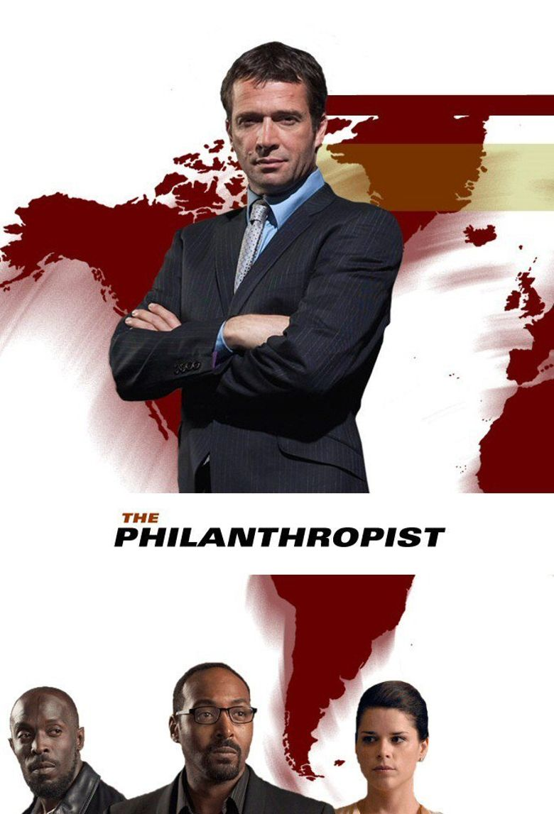 The Philanthropist Poster