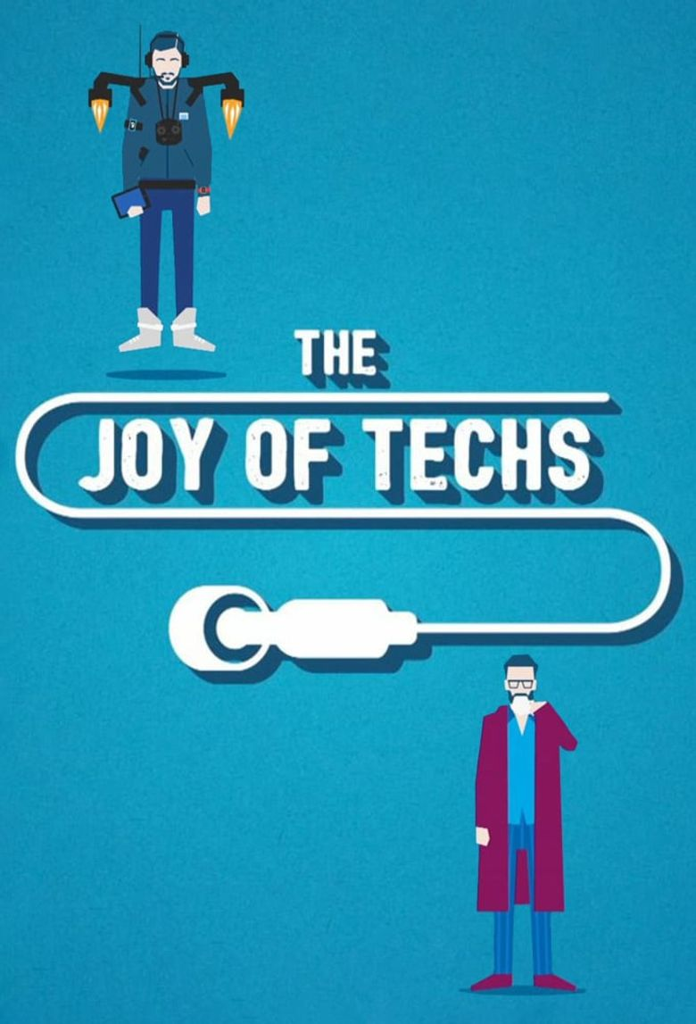 The Joy of Techs Poster