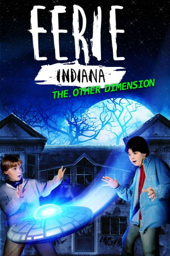 Eerie, Indiana: The Other Dimension Poster