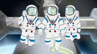 Season 01, Episode 08 Space Weed