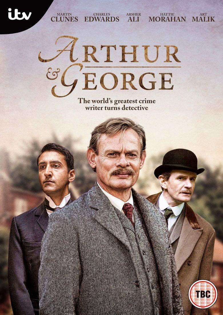 Arthur & George Poster