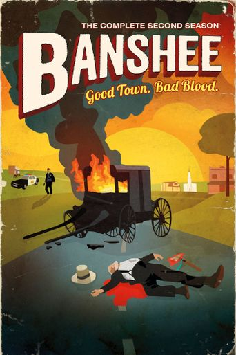 Banshee - Watch Episodes on Prime Video, Cinemax, and