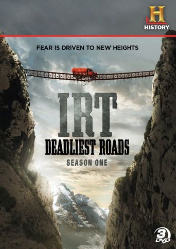 IRT Deadliest Roads Poster