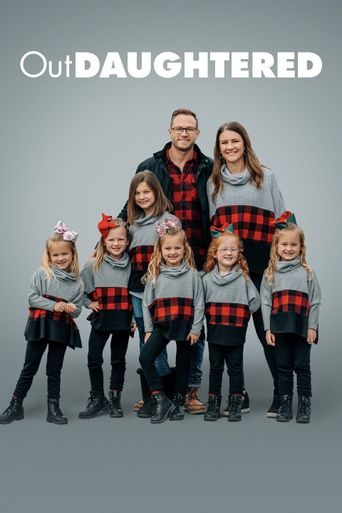 OutDaughtered Poster