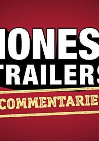 Honest Trailer Commentary Poster